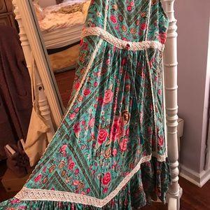 Spell babushka strappy dress ON HOLD do not buy